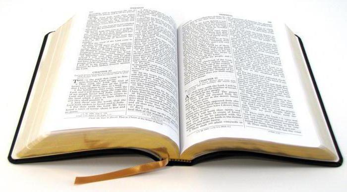 фразеологизмы библейского происхождения