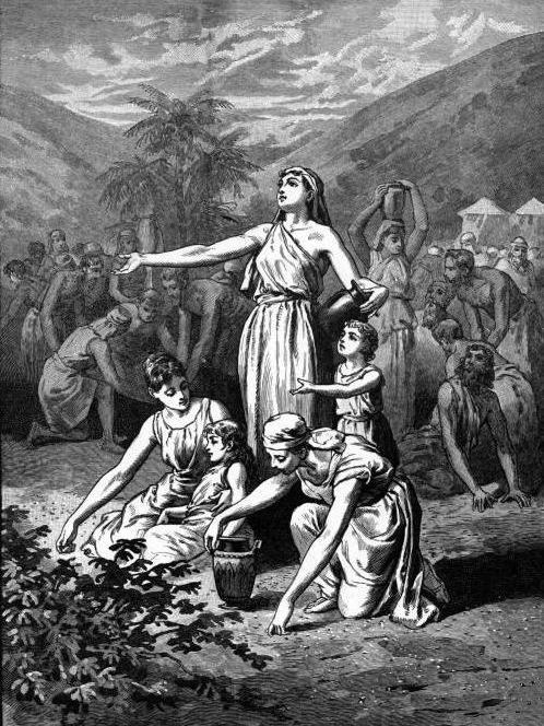 10 фразеологизмов библейского происхождения