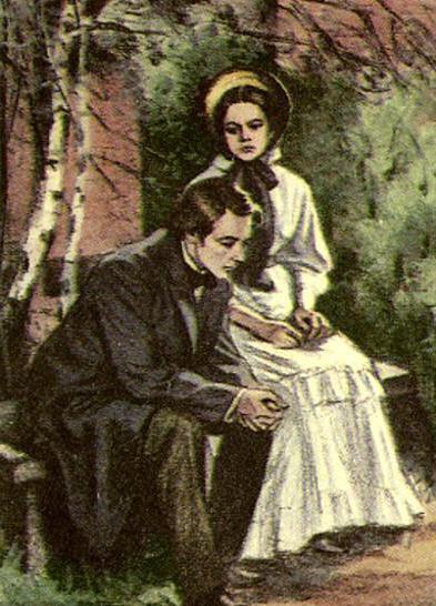 любовь в романе и с тургенева отцы и дети