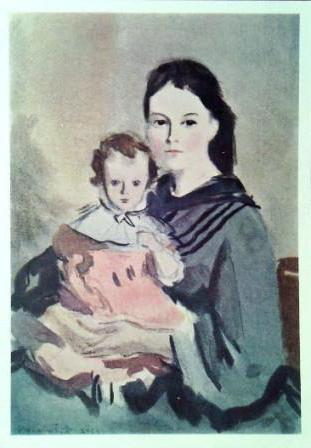 любовь в жизни героев романа и с тургенева отцы и дети