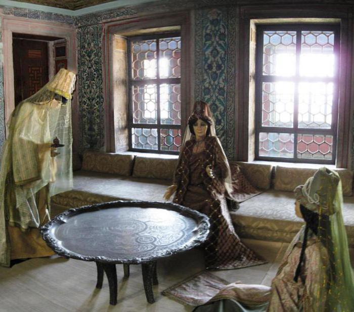 женский султанат в турции