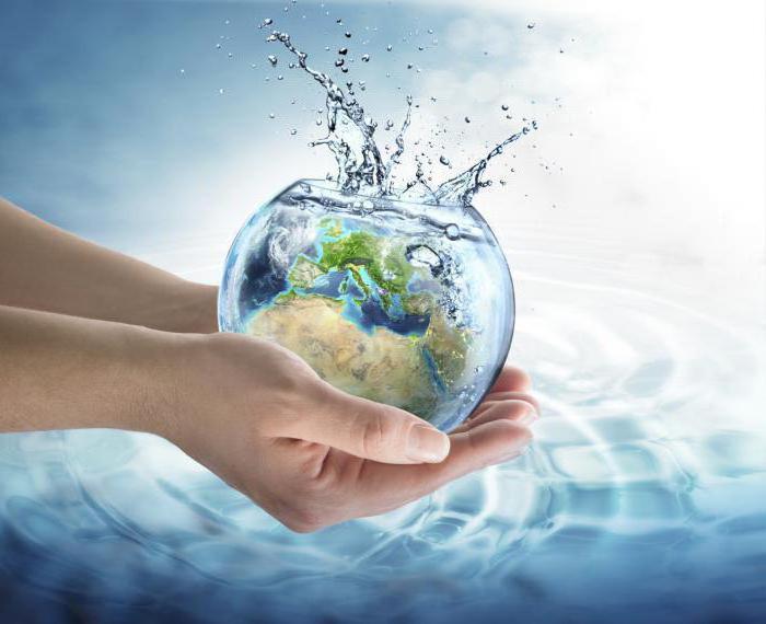 гигиена питьевая вода