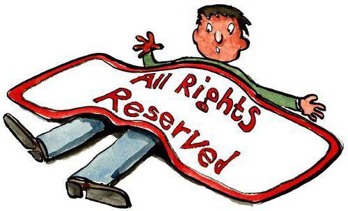 конвенция об авторских правах