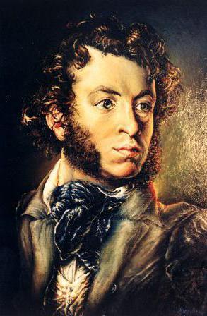 тема поэта и поэзии в лирике пушкина стихотворения