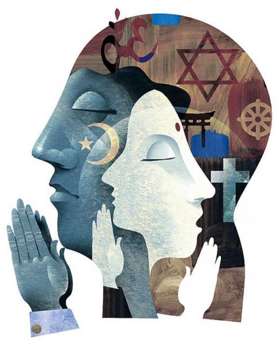 Духовная природа человека понятие