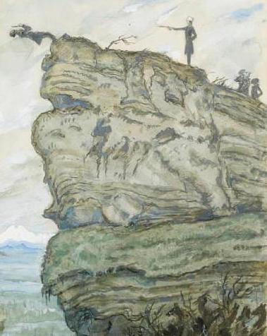 Сочинение печорин и максим максимыч что делать всякому своя дорога 4
