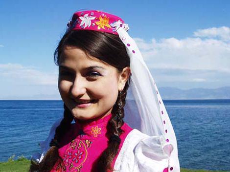 мужской татарский народный костюм