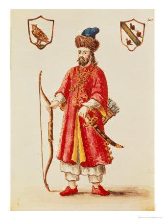 татарские народные костюмы описание