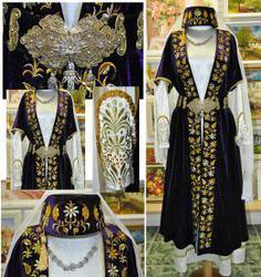 татарский народный костюм его особенности