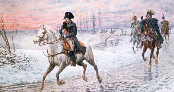 the reason for napoleons retreat to moscow In the french invasion of russia, why did napoleon go for moscow rather than the capital saint petersburg why did napoleon retreat after sacking moscow.