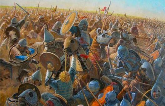 В каком году произошла битва при ватерлоо
