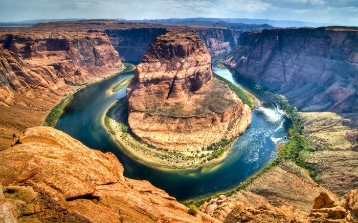 an overview of the geography of colorado river