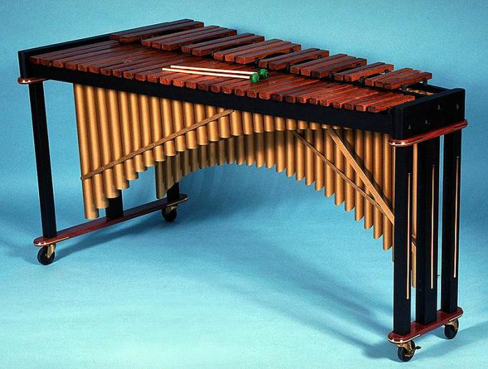 which technique of micing a marimba