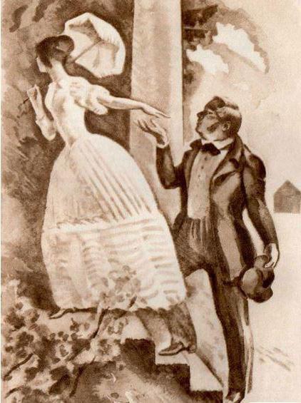 воспитание штольца в романе обломов