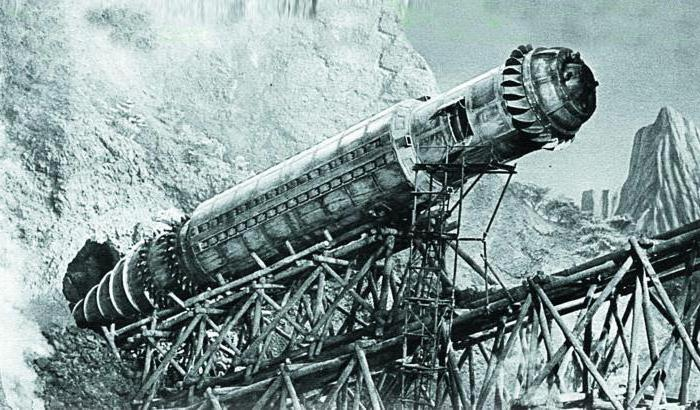 Атомная подземная лодка «Боевой Крот». Скрытые разработки СС…