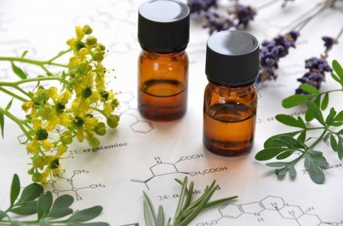 эфирные масла и их свойства таблица
