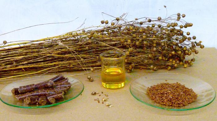масло льна полезные свойства