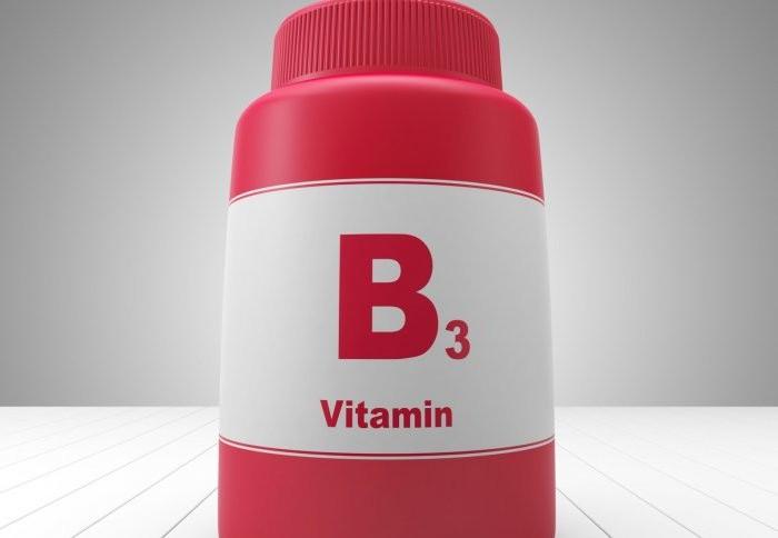 Витамин в3 инструкция по применению