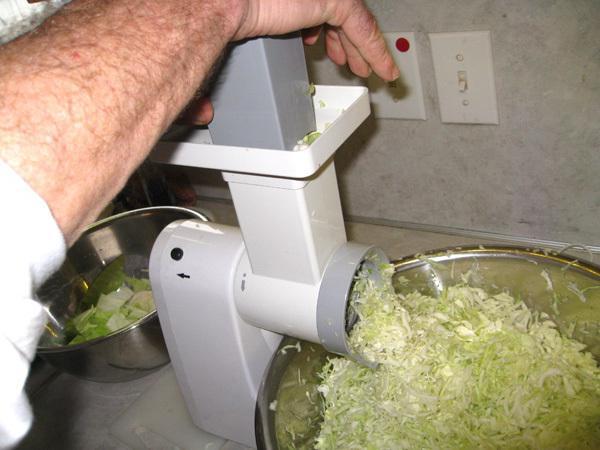 шинковка для капусты электрическая бытовая