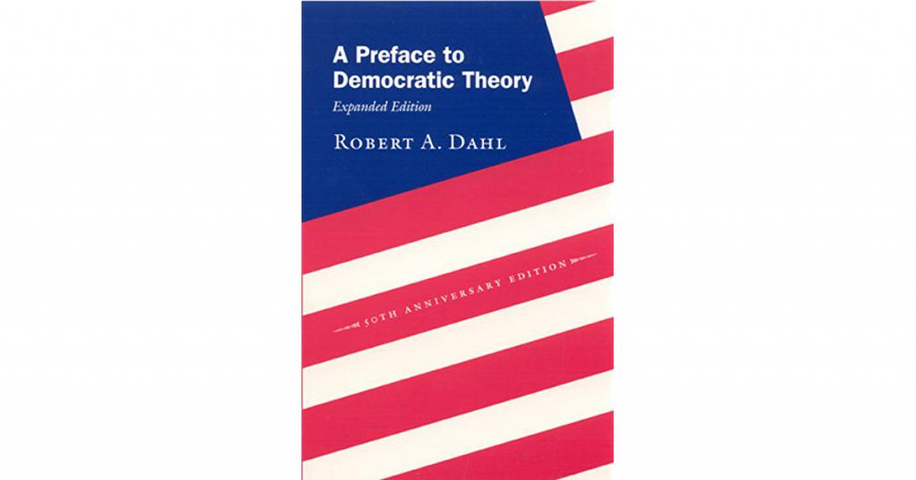 according to on democracy by robert dahl information communication technologies are a threat to demo The ambivalence of populism: threat and the ambivalence of populism: threat and corrective for democracy two dimensions of democracy that robert dahl.