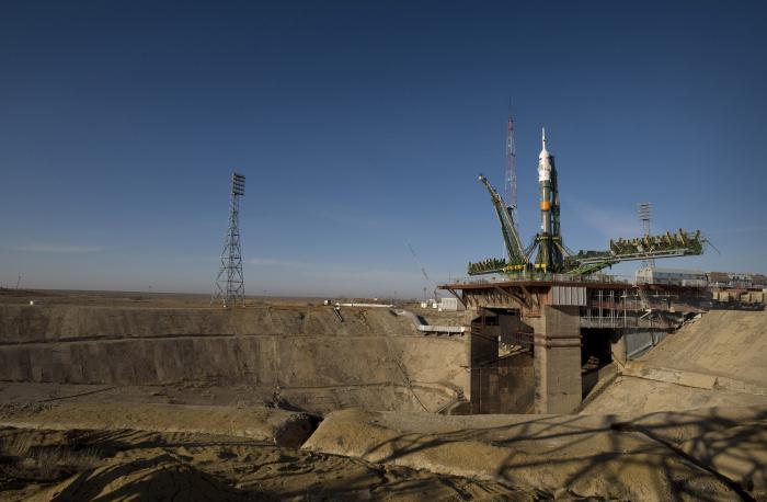 Космическая ракета Союз