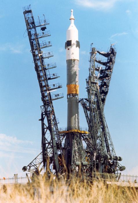 ракета Союз