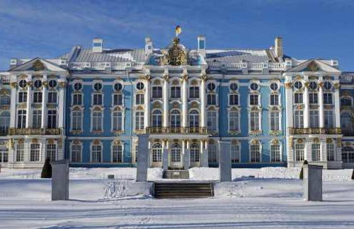 Elizabethan Baroque architecture of St. Petersburg: description, features and peculiarities
