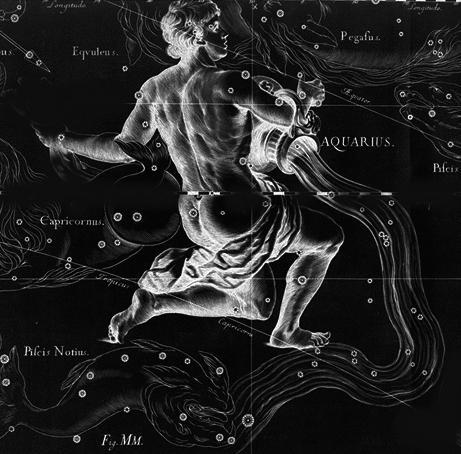 созвездие под знаком водолея