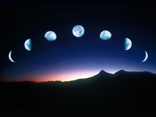 фаза луны это