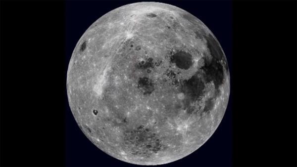 затмение луны это