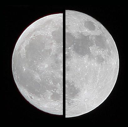 растущая луна это