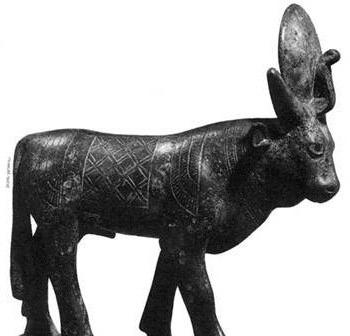 Апис – священный бык Египта