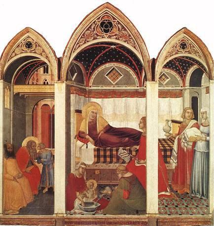 Рождество Богородицы. Икона и иконографическая традиция праз…