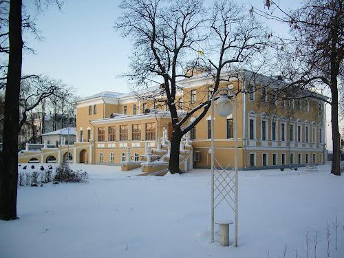 Наикрупнейший ярославский музей — Художественный музей