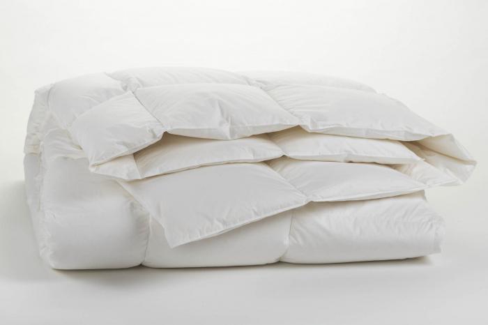 одеяло полиэфирное волокно