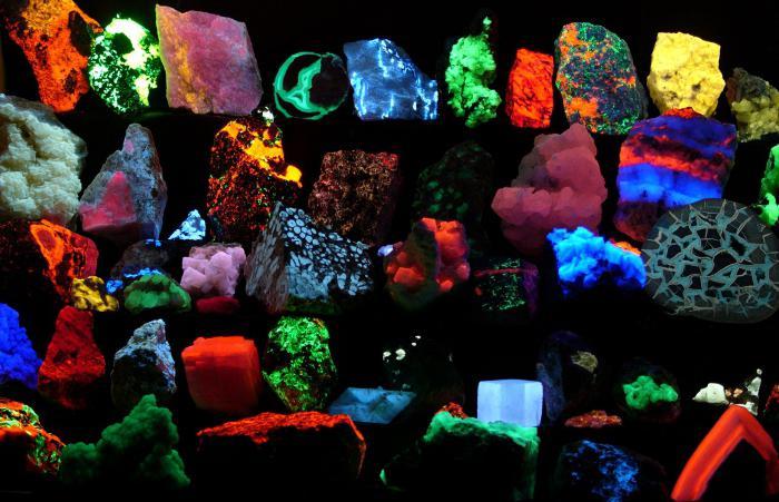 полезные ископаемые и их свойства