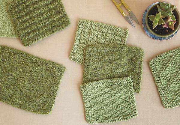 виды узоров вязания спицами