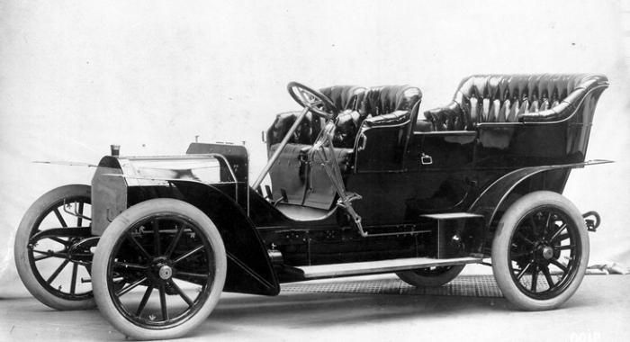 самые старинные машины