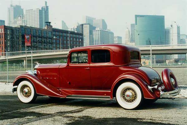 Развитие авто отрасли. Древние машины.