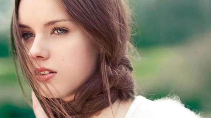 описание красивой видной девушки