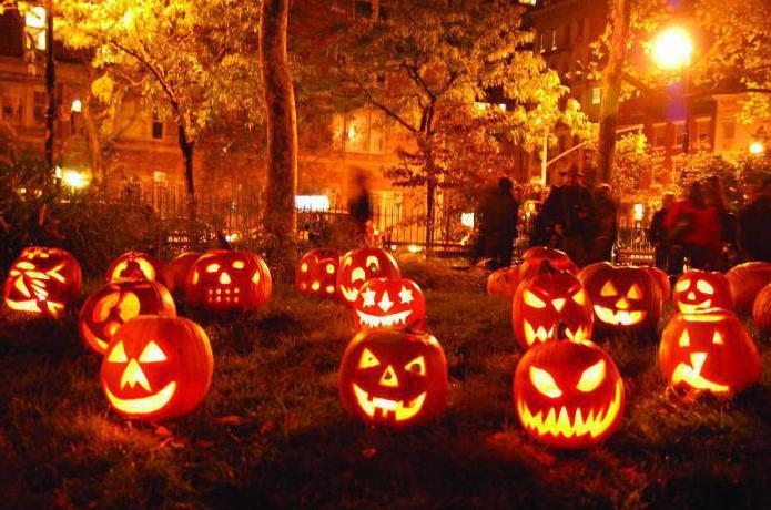 где отмечают хэллоуин в россии