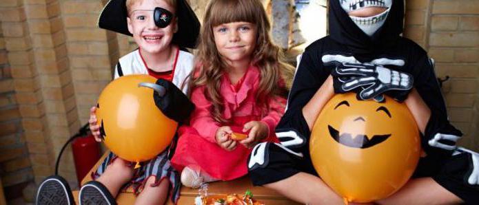 отмечают ли хэллоуин в россии