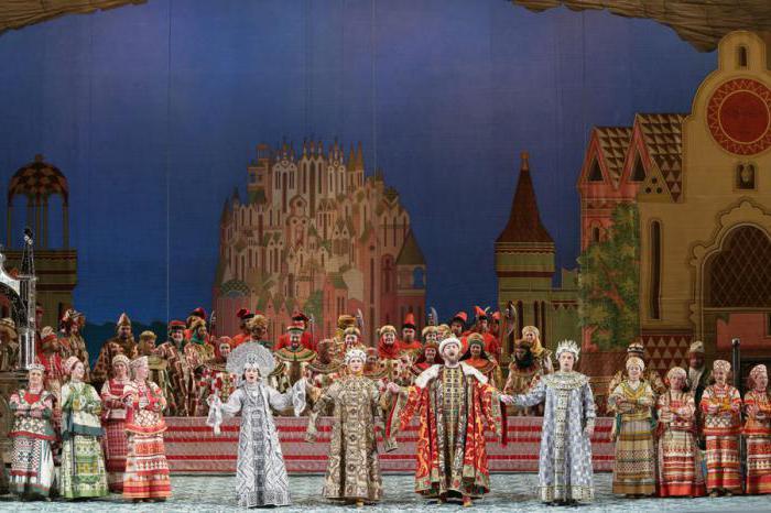 Картинки из оперы сказка о царе салтане