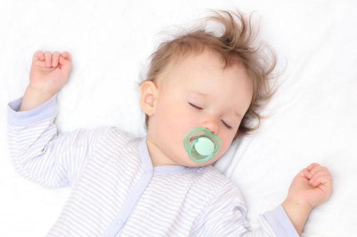 почему ребенок потеет во время сна 2 года