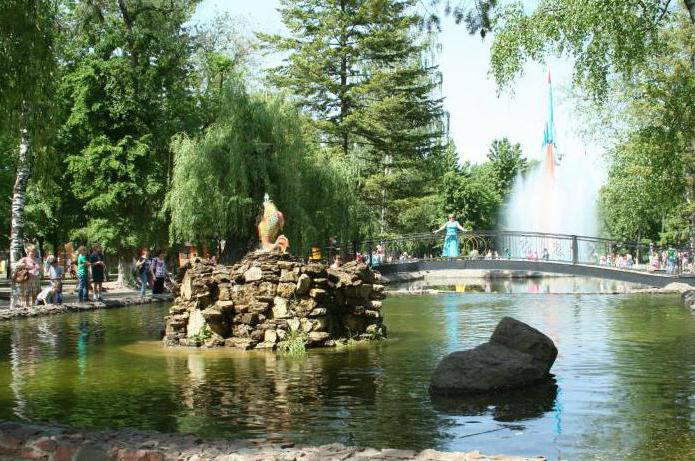 воронежский зоопарк фото