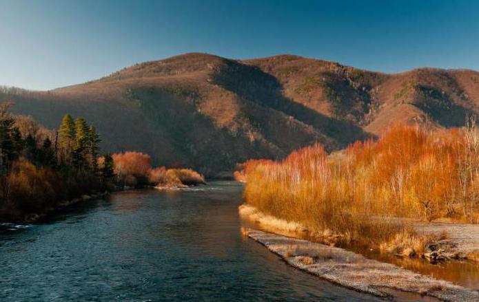 уссури река
