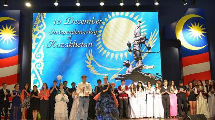 праздник день независимости казахстана когда