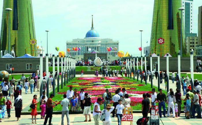 праздник день независимости казахстана
