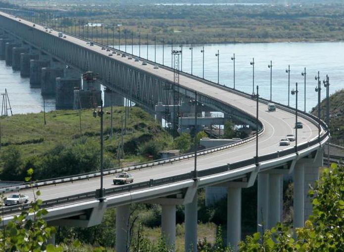 Хабаровский край дороги мосты фото