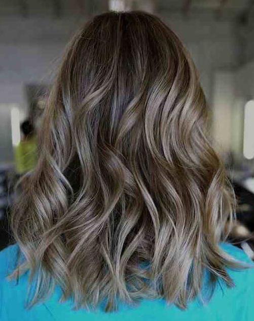 Оттенок волос пепельный: как получить желаемый тон?